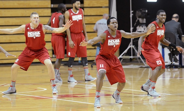 Uk Basketball: Off And Running: Observations From IU's First Practice