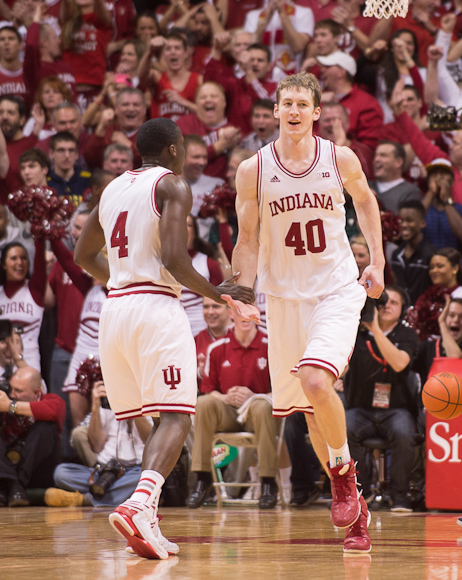 Oladipo Zeller Named Finalists For 2013 Wooden Award Inside The