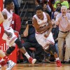 Hoosiers begin busy stretch tonight against No. 22 SMU