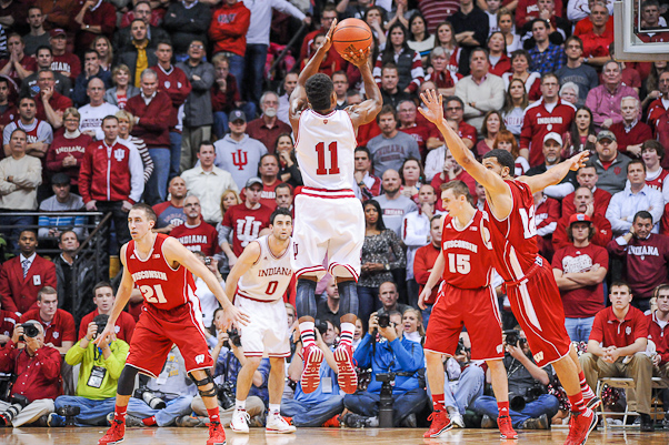 Big Ten announces 2014-2015 schedule, single plays - Inside the Hall | Indiana Hoosiers ...