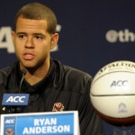 Boston College transfer Ryan Anderson to visit Indiana