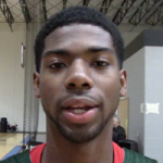 Video: Robert Johnson, Max Hoetzel talk IU futures at Derby Festival Basketball Classic practice