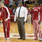 Assistant coach, recruiting coordinator Kenny Johnson leaving Indiana