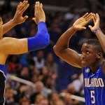 Oladipo drawing praise at USA Basketball camp
