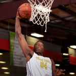 Rising 2015 big Nick Marshall on IU's radar