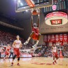 Hoosiers transitioning from practice to 'game shape'