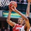 Video: Troy Williams, Yogi Ferrell react to win over Butler