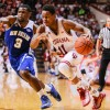 First half run sparks IU's 79-59 win over New Orleans