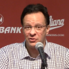 Video: Tom Crean reacts to win over New Orleans