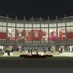 2014 1114_IU Assembly Hall-Night Rendering2