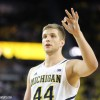 Michigan transfer Max Bielfeldt commits to Indiana