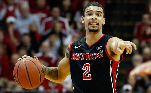 NCAA Basketball: Rutgers at Indiana