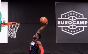 Adidas Eurocamp - Day 1