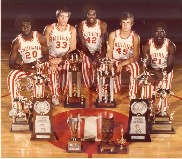1976 seniors - Inside the Hall | Indiana Hoosiers ...