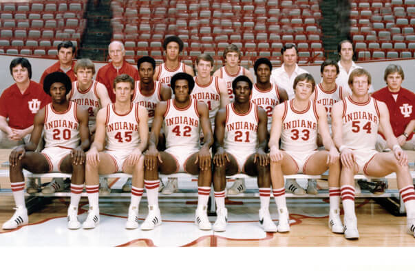 Indiana to honor undefeated 1976 team throughout 2015-2016 ...