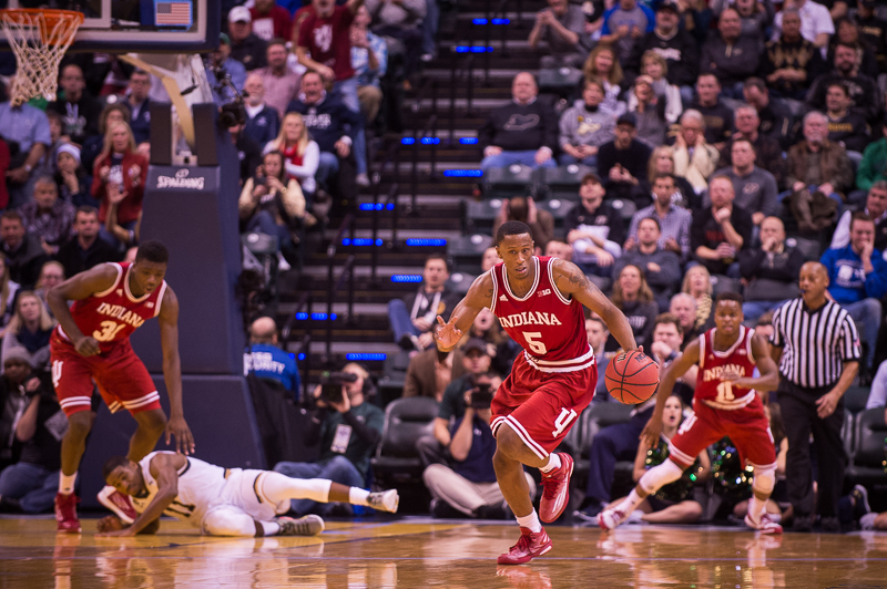 Photo Gallery: Indiana vs. Notre Dame - Inside the Hall | Indiana Hoosiers Basketball News ...
