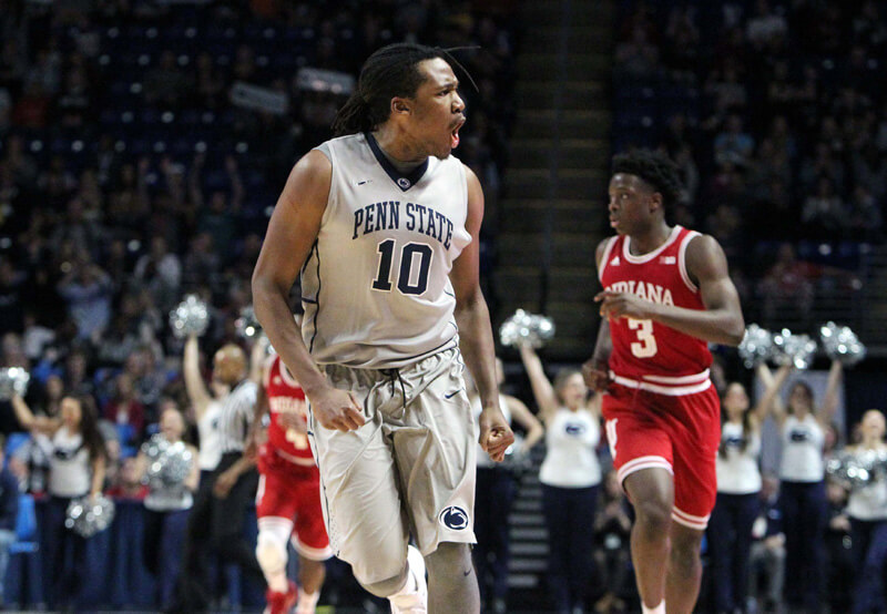 NCAA Basketball: Indiana at Penn State