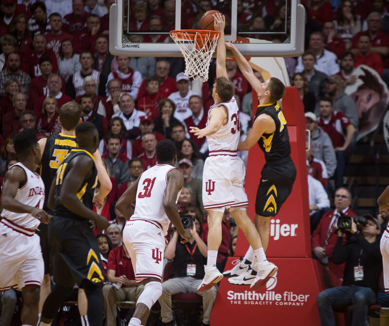 Iowa basketball: Iowa, Indiana in unexpected Big Ten showdown
