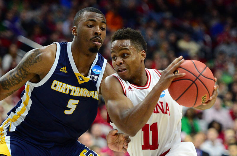 NCAA Basketball: NCAA Tournament-First Round-Indiana vs Chattanooga