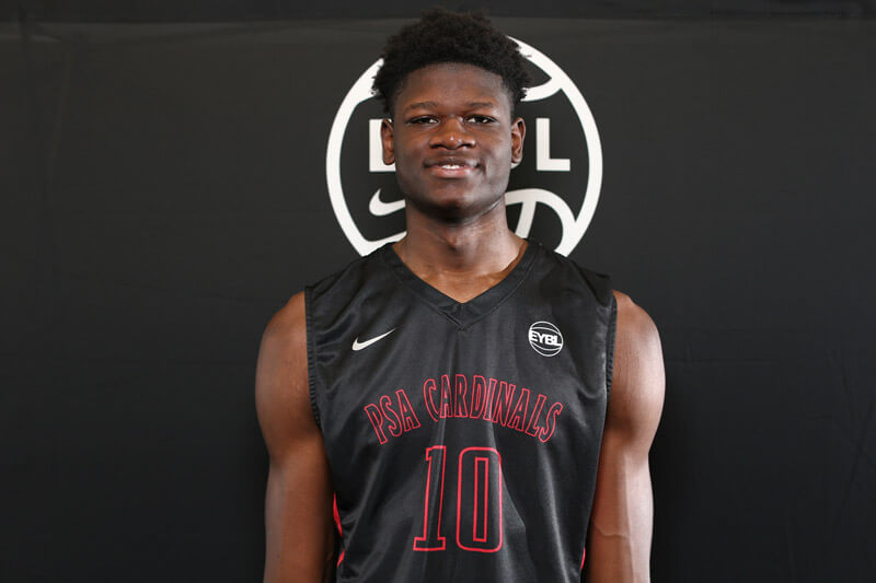 Mohamed Bamba - Inside the Hall | Indiana Hoosiers ...