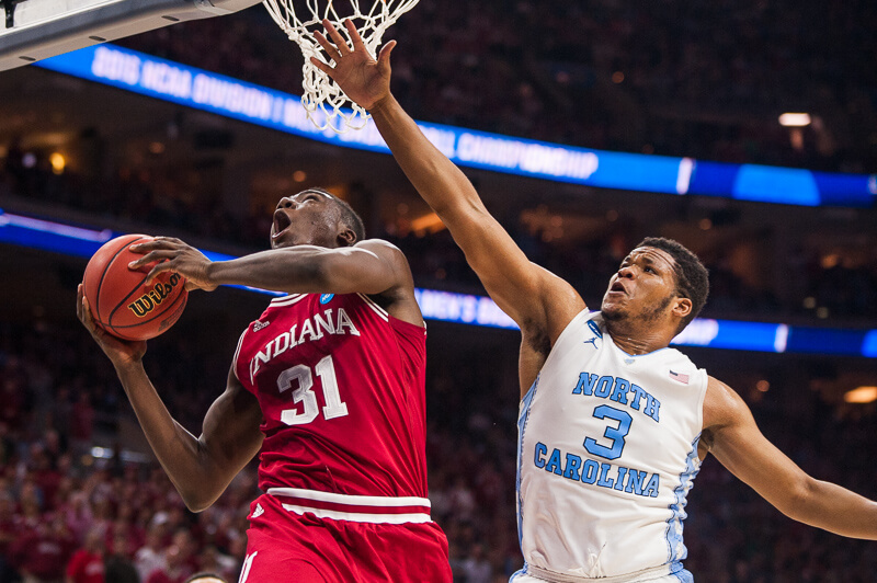 No. 3 Tar Heels mystified by flat performance in 76-67 loss
