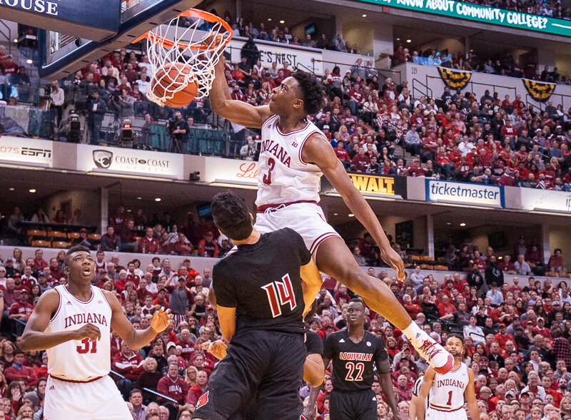 Raptors select Nigerian forward OG Anunoby with 23rd pick in National Basketball Association draft