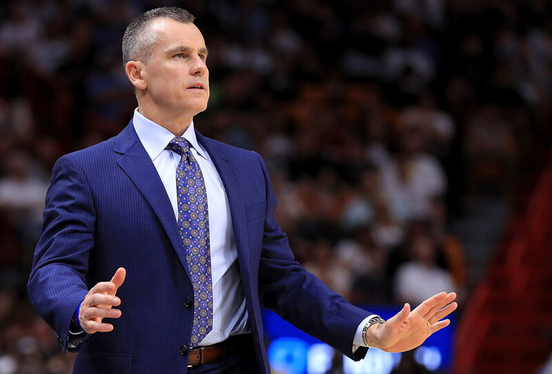 billy donovan - photo #11