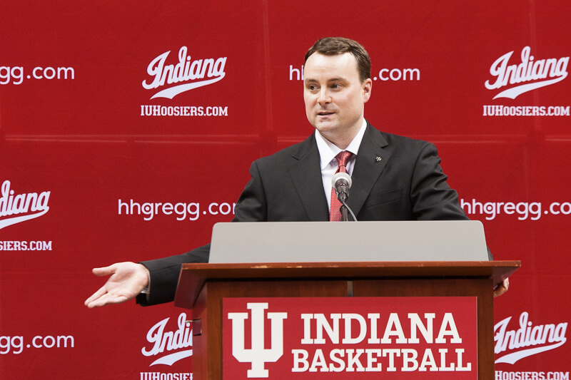 Archie Miller's staff finalized