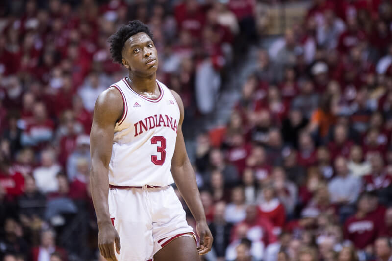 OG Anunoby declares for NBA Draft