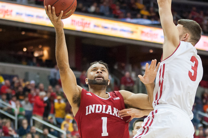 Indiana's Blackmon Jr. to sign with agent