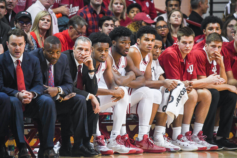 Indiana Hoosiers paid Indiana State $90K to beat them Friday night