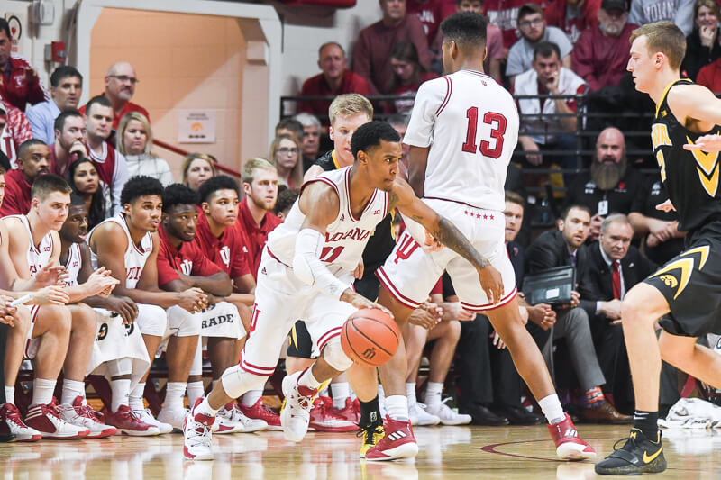 The Minute After: Iowa - Inside the Hall   Indiana Hoosiers Basketball  News, Recruiting and Analysis