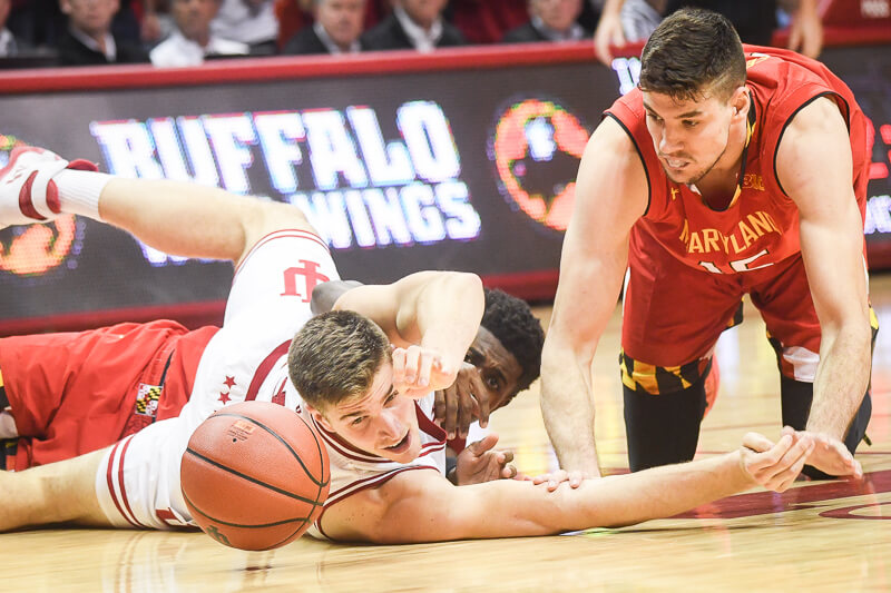 College Basketball Predictions Against The Spread: Maryland vs