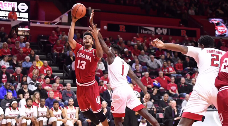 College Basketball Predictions: Indiana vs. Rutgers 2/5/18
