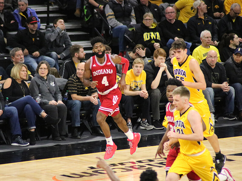 IN 84, Iowa 82 — Postgame observations