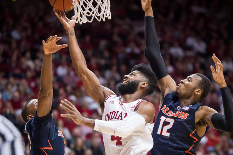 Notebook: Hoosiers get revenge on Illini in ugly affair