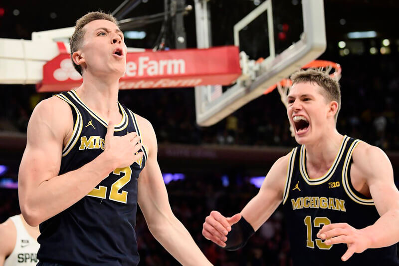 2018 NCAA Tournament: Previewing Big Ten Matchups