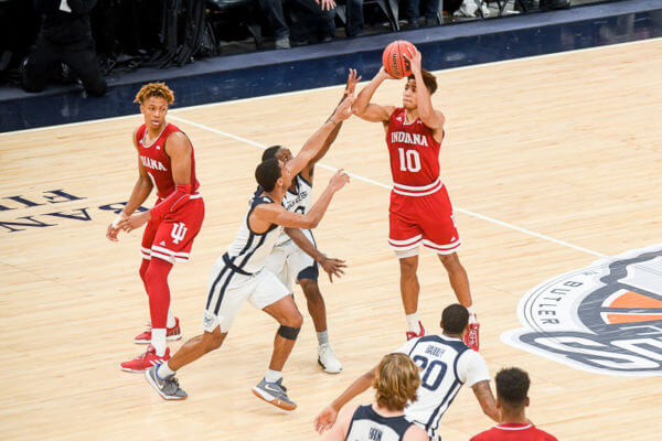 Notebook Phinisees Buzzer Beater Lifts IU To Victory Over Butler