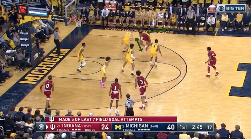 Film Session: Michigan   Page 4 of 5 - Inside the Hall   Indiana Hoosiers Basketball News ...