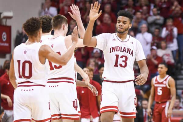 Photo Gallery: Indiana vs  Arkansas - Inside the Hall