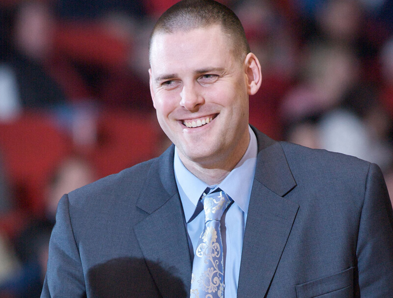 Indiana announces addition of Mike Roberts to coaching staff