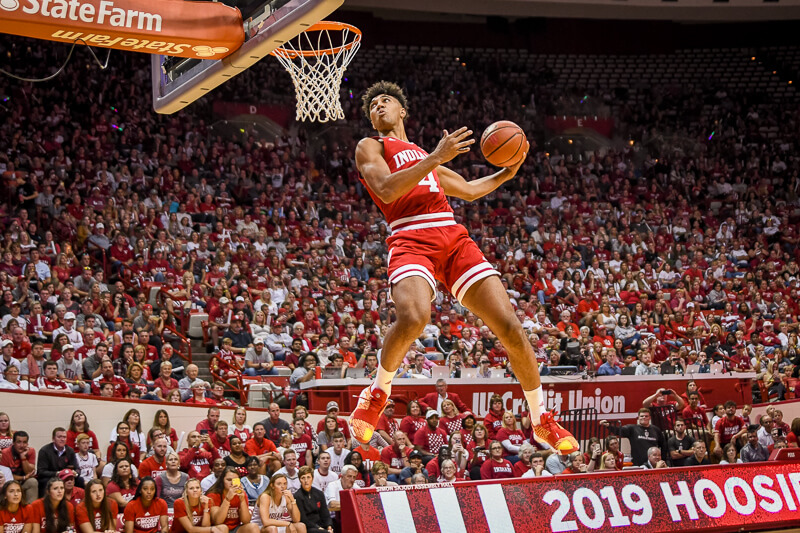 6-Banner Sunday: IU newcomer earns first 'gold jersey' of the season