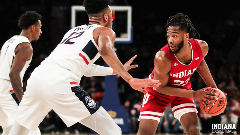 Five takeaways from Indiana's win over UConn