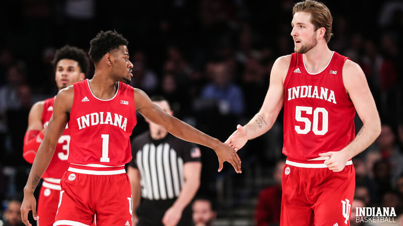 At the buzzer: Indiana 57, UConn 54