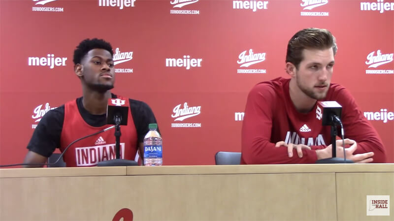 Video: Archie Miller, IU players preview Wisconsin