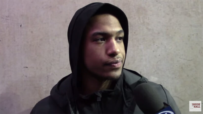 Video: IU players react to loss at Wisconsin