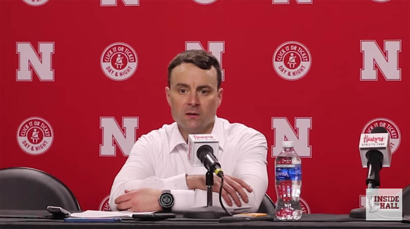 Video: Archie Miller reacts to win at Nebraska