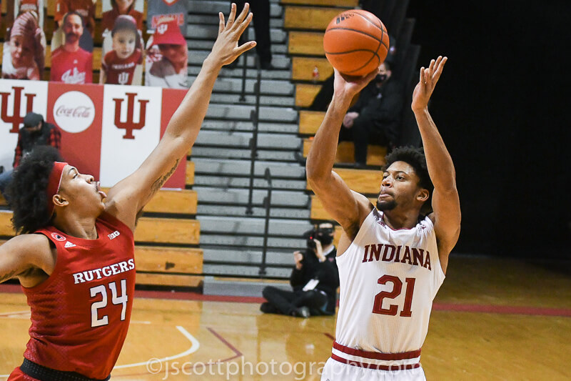 Jerome Hunter will not return to Indiana next season