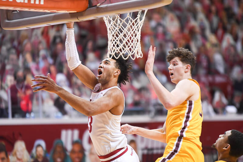At the buzzer: Indiana 82, Minnesota 72 - Inside the Hall